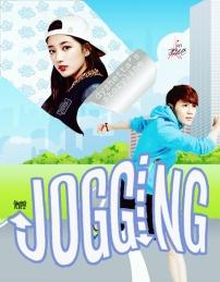 jogging po