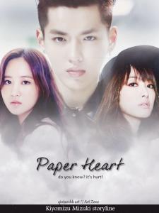 paper heart by kiyomizu1