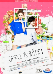 oppa is mine