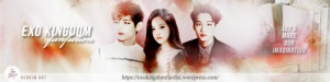 EXO kingdom fanfiction Banner