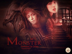 [Poster] My Monster for Jelsaa