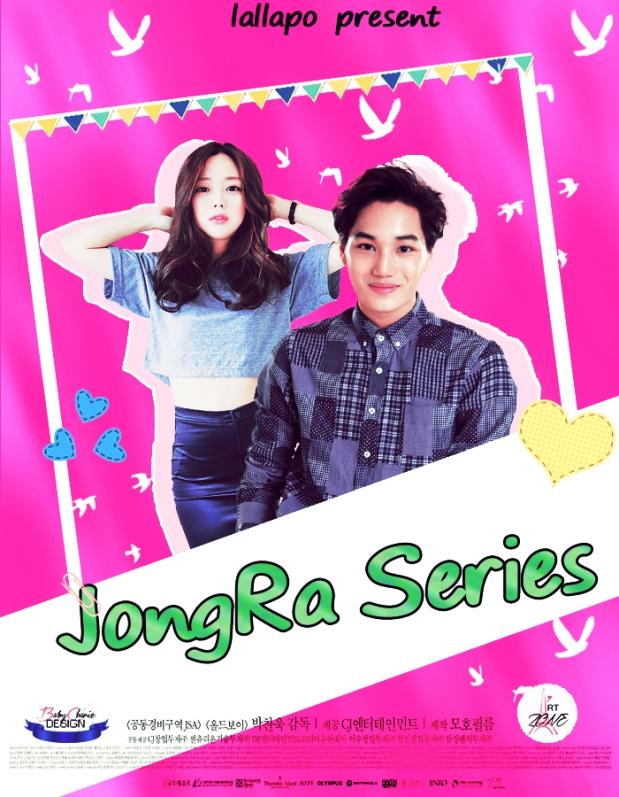 Poster JongRa Series(lallapo)