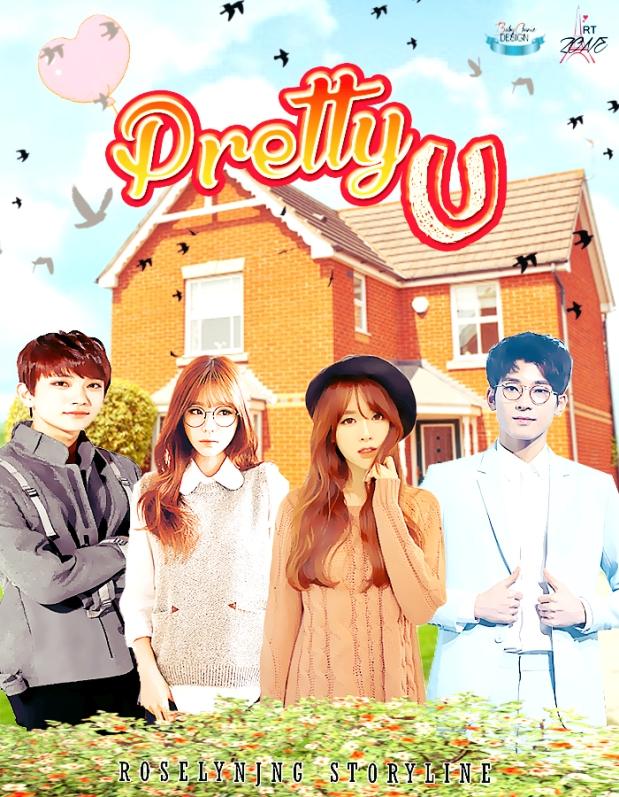 Poster Pretty U(Roselynjng)